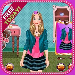 Beauty Hair Salon Makeover